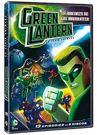 Amazon.com: Green Lantern: La Venganza De Los Manhunters (Import Movie)  (European Format - Zone 2) (2014) Sam Register: Movies & TV