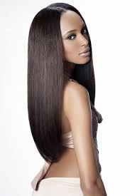weave hair extensions natural straight