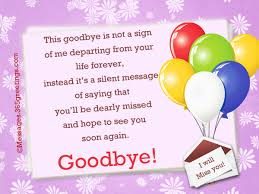 goodbye messages to colleagues greetings com