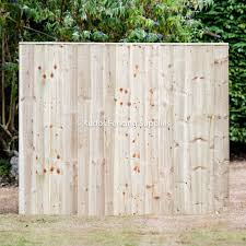 Strong Closed Board Fence Panels Kudos Fencing Supplies Uk Del