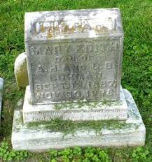 Mary Edith Lohman (1887-1898) - Find A Grave Memorial