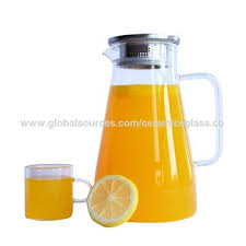 hot ing glass pitcher iced tea