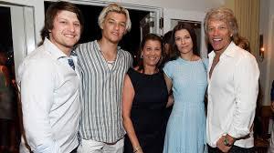 Jon Bon Jovi Believes His Son Had a 'Mild Version' of Coronavirus ...