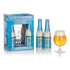 delirium tremens belgian beer gift by