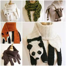 wonderful diy cute crochet scarves
