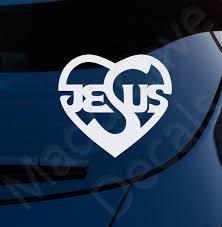 Christian Decals