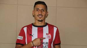 Son dakika transfer haberleri - Fayçal Fajr resmen Demir Grup Sivasspor'da  - Sivasspor - Spor Haberleri