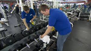 gyms and airlines scramble to step up