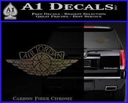 Air Jordan Decal Sticker Int A1 Decals