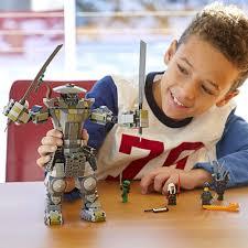 Amazon.com: LEGO NINJAGO Masters of Spinjitzu: Oni Titan 70658 ...