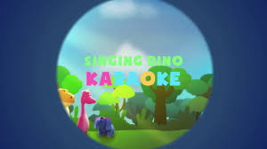 Karaoke Con Vỏi Con Voi, nhạc thiếu nhi cho trẻ, SingingDino - YouTube