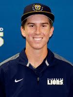 Roberto Johnson 2014 Baseball - Vanguard University