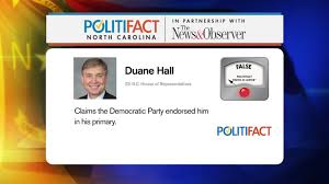 PolitiFact: Examining statements by Bernie Sanders, Duane Hall ...