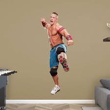 Fathead John Cena Wall Decal Walmart Com Walmart Com