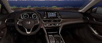 2019 honda accord interior features and