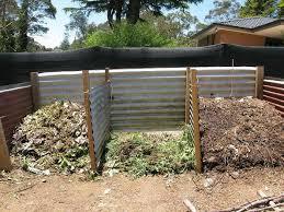 Corrugated Iron Compost Bay Update Progress So Far Diy Compost Compost Bin Diy Manure Composting