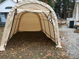View Shelterlogic Carport Instructions  Gif