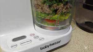 baby brezza one step baby food makers