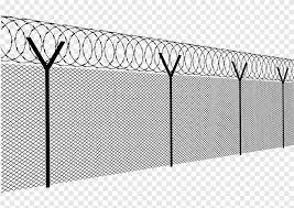 Gray Chain Wire Fence Illustration Barbed Wire Fence Chain Link Fencing Barbed Wire Fence Angle Painted Png Pngegg