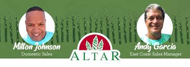 Altar Produce Welcomes Milton Johnson and Andy Garcia to its Sales ...