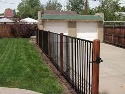 Blog Alpine Fence Of Colorado Llc Iron Fence Beautiful Wood Modern Fence