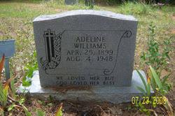Adeline Williams (1899-1948) - Find A Grave Memorial