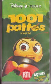 Bug Bites-An Ant's Life [VHS] By Claudine Ohayon,Corinne Orr ...
