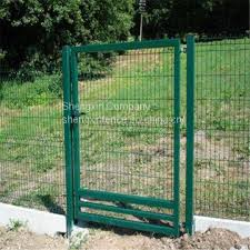 Pvc Coated Wire Mesh Fence Gates Of Fence Gate From China Suppliers 157682716