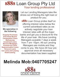 8888 Loan