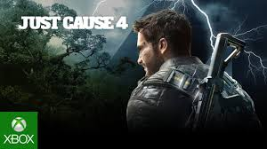 Just Cause 4: Announcement Gameplay ...