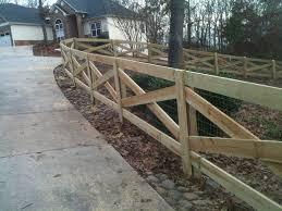 Chicken Wire Farm Fence Rail Horse Board Animal Dog Curve Wood Fence Rustic Fence Farm Fence