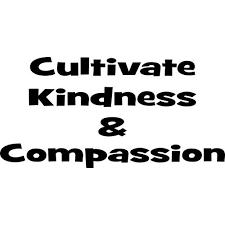 Cultivate Kindness Inspirational Vinyl Wall Decal By Scripture Wall Art 11 X22 Black Walmart Com Walmart Com