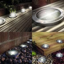decking lights outdoor led plinth
