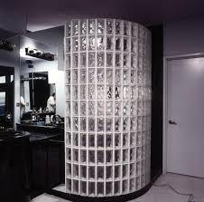 sierra glass block glass block shower