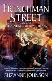 Frenchman Street (Sentinels #6 – Suzanne Johnson Author