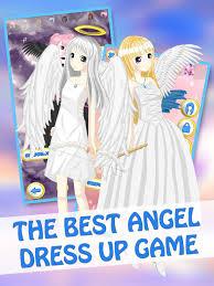 anime angel s dressup cute