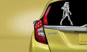 Catwoman Inspired Car Window Decal Dc Comics Character Inspired Vinyl Decal Ebay Car Decals Vinyl Car Decals Car