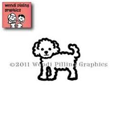 10 Decals Ideas Maltipoo Decals Maltese Poodle