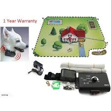 Smart Dog Electronic Fencing 300m System Collar Nz