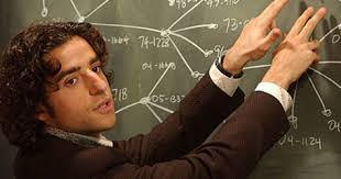 photo de Charlie Eppes, mathématicien de la série Numb3rs