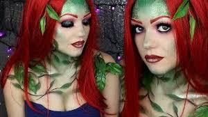 poison ivy makeup tutorial vloggest