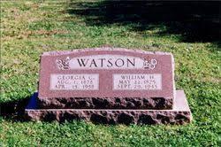 William Hillary Watson (1875-1945) - Find A Grave Memorial