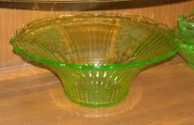 depression glass bowl hocking glass