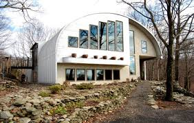it s a steel eco friendly quonset hut