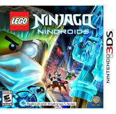 LEGO Ninjago Nindroids | Nintendo 3DS