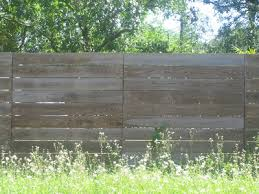 The Heights Life The Horizontal Fence Fad