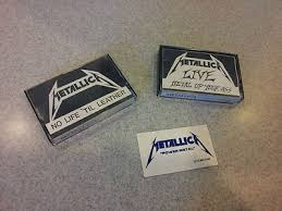 metallica no life til leather