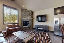 hot tub decks gas fireplace walk