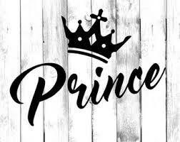 Prince Phone Decal Etsy
