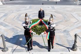 25 aprile: Sergio Mattarella e la forza della libertà al tempo del ...